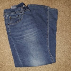 Levi's soft elastic waist denim